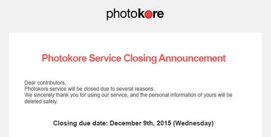 photokore end